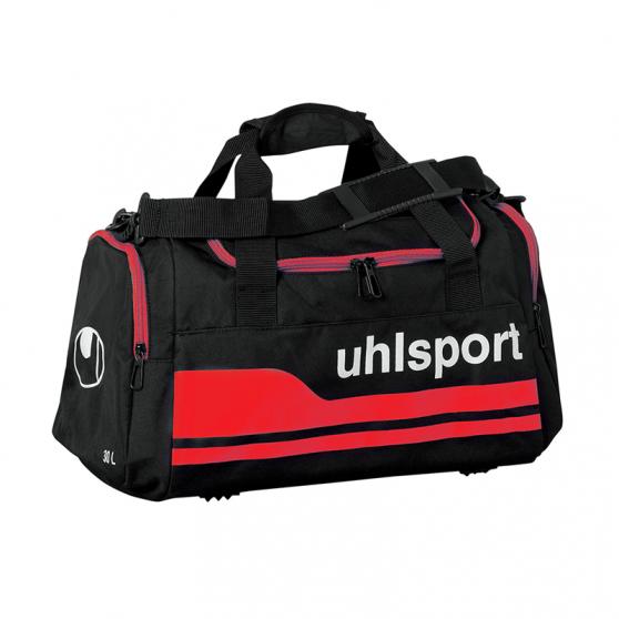 Uhlsport Basic Line 2.0 30L - Rouge & Noir