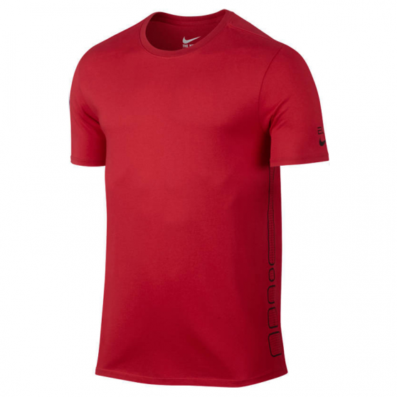 Nike Elite Basketball Tshirt - Rouge