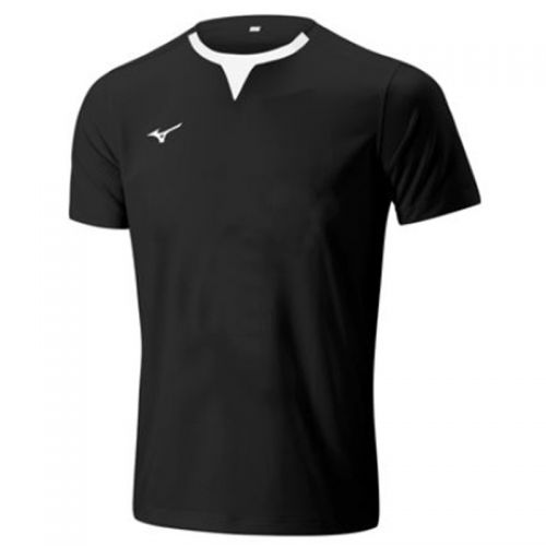 Mizuno Authentic Rugby Shirt - Noir