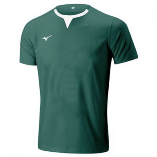 Mizuno Authentic Rugby Shirt - Vert