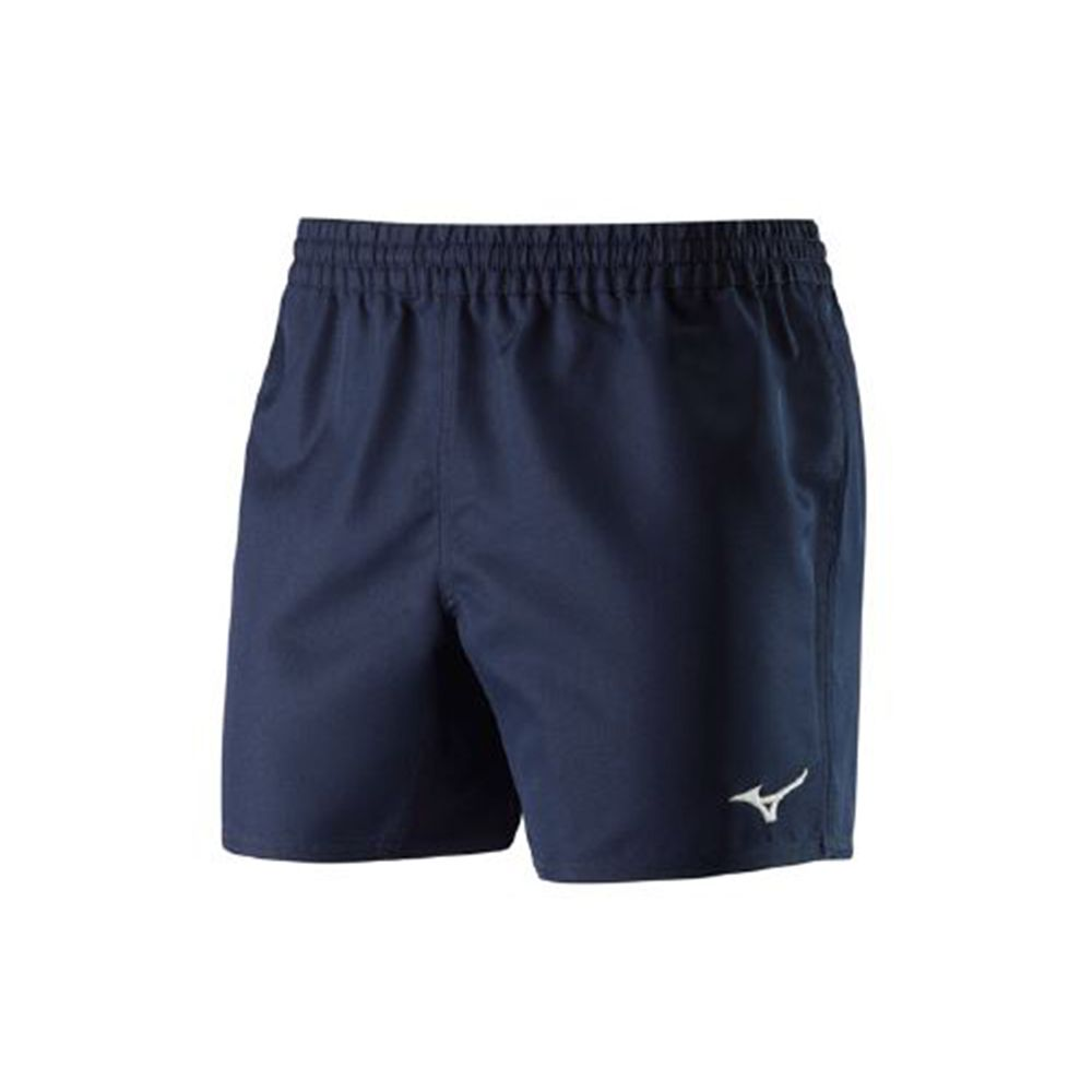 Mizuno Authentic Rugby Short - Marine