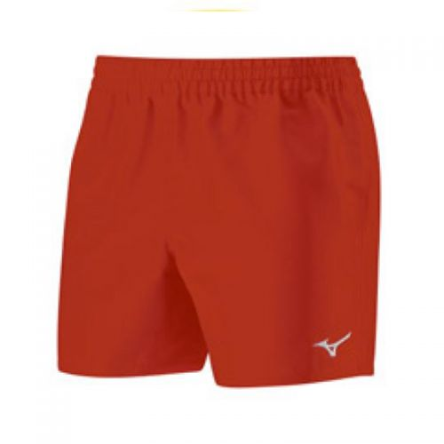 Mizuno Authentic Rugby Short - Rouge