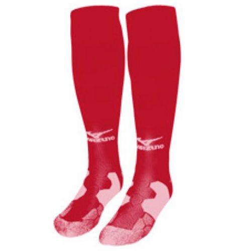 Mizuno Authentic Sports Sock - Rouge