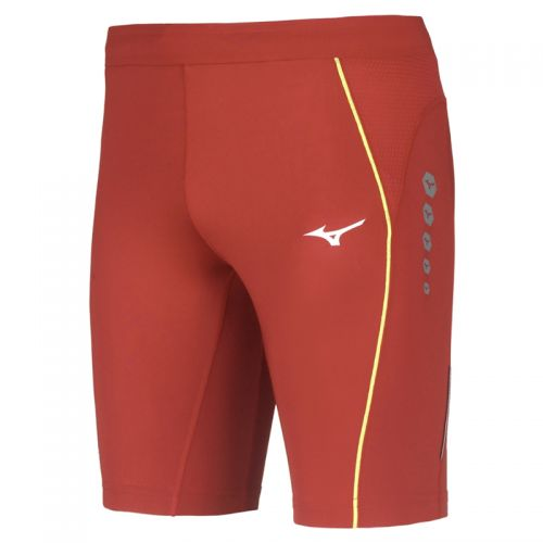 Mizuno Premium JPN Mid Tight - Rouge