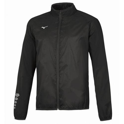 Mizuno Authentic Rain Jacket - Noir