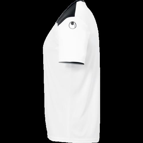 Uhlsport Offense 23 Poly Shirt - Blanc, Noir & Anthracite