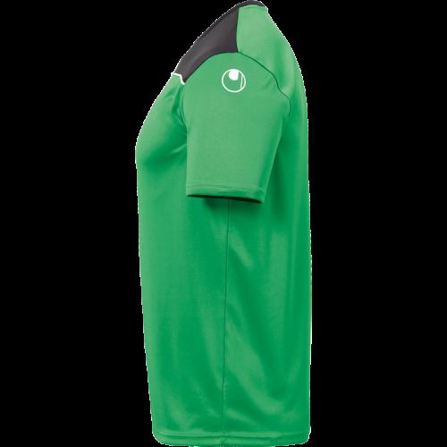 Uhlsport Offense 23 Poly Shirt - Vert, Noir & Blanc
