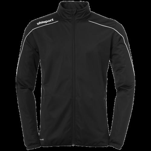 Uhlsport Stream 22 Classic Jacket - Noir & Blanc