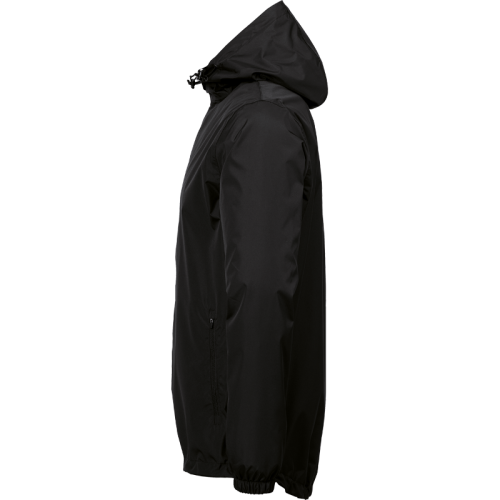 Uhlsport Essential Rain Jacket - Noir & Blanc