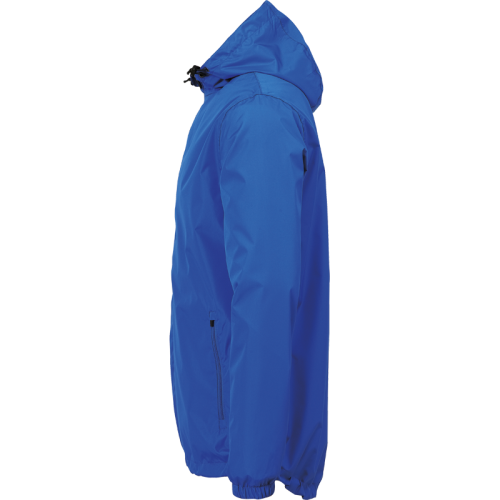 Uhlsport Essential Rain Jacket - Azur & Blanc