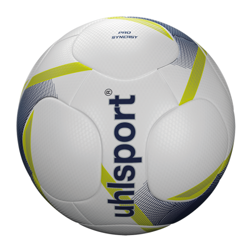 Uhlsport Pro Synergy - Blanc, Marine & Vert Fluo
