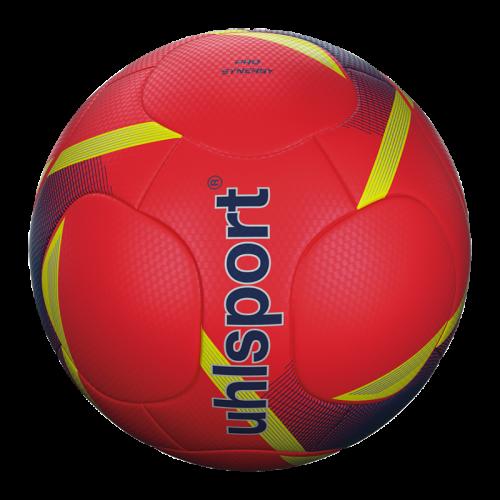 Uhlsport Pro Synergy - Rouge Fluo, Marine & Jaune Fluo
