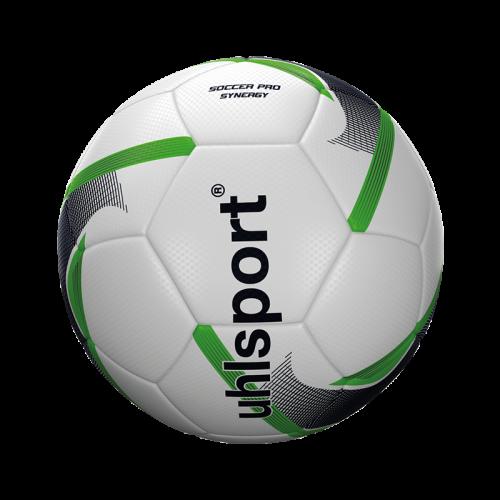 Uhlsport Soccer Pro Senergy - Blanc, Marine & Vert Fluo