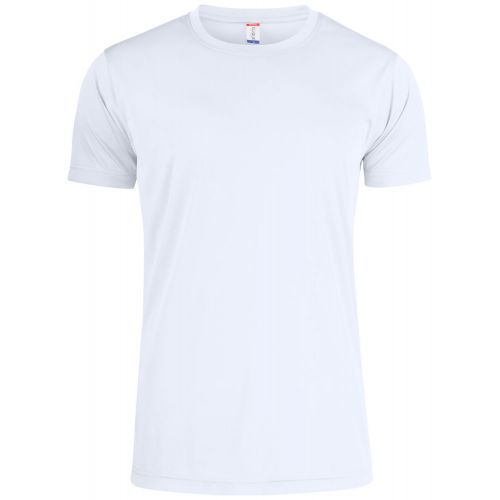 T-shirt Basic Active T - Blanc