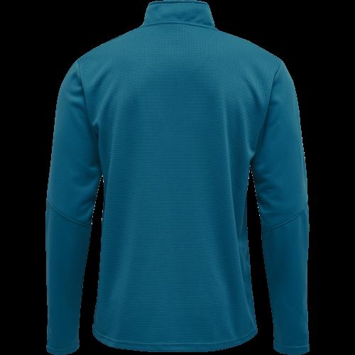 Hummel HML Authentic Half Zip Sweatshirt - Celestial
