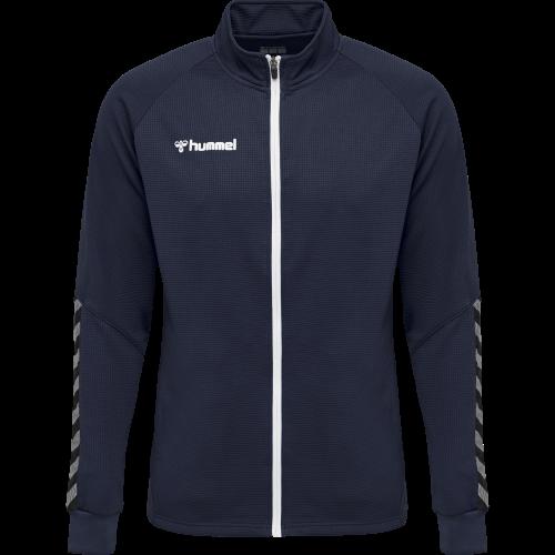 Hummel HML Authentic Poly Zip jacket - Marine