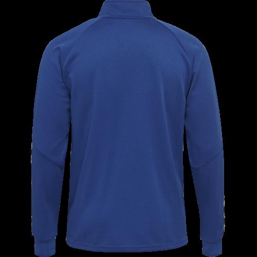 Hummel HML Authentic Poly Zip jacket - Royal