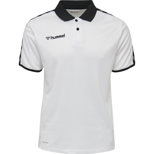 Hummel HML Authentic Functional Polo - Blanc