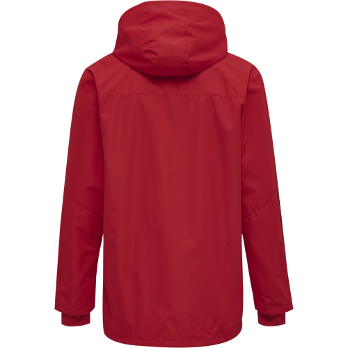 Hummel HML Authentic All-Weather Jacket - Rouge