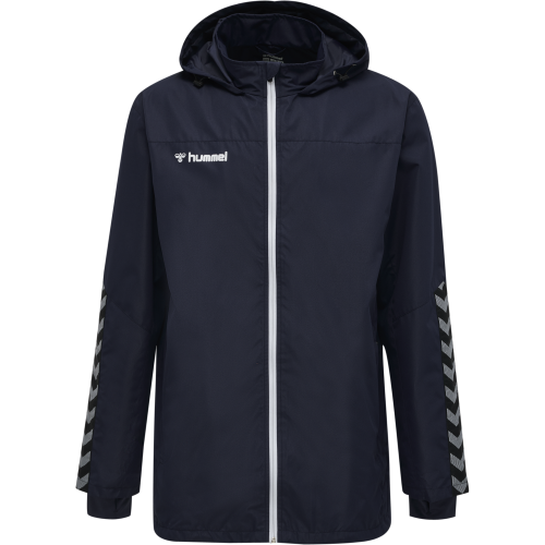 Hummel HML Authentic All-Weather Jacket - Marine