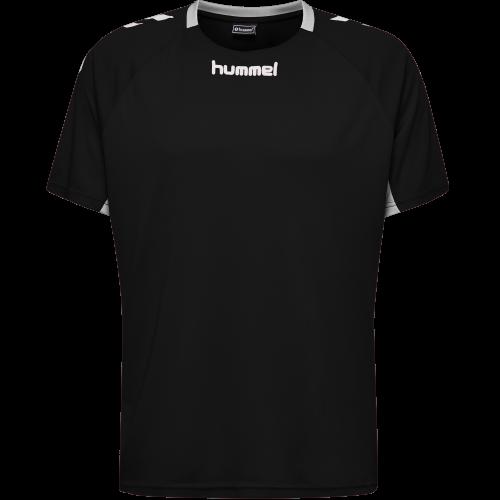 Hummel Core Team Jersey S/S - Noir