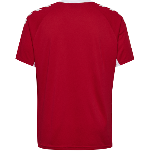 Hummel Core Team Jersey S/S - Rouge