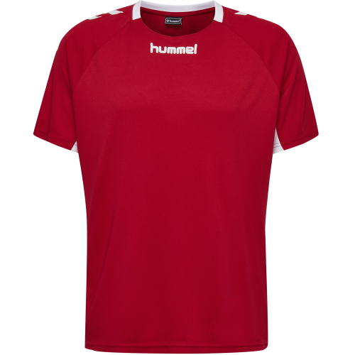 Hummel Core Team Jersey S/S - Rouge