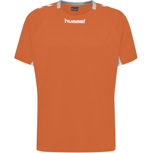 Hummel Core Team Jersey S/S - Orange