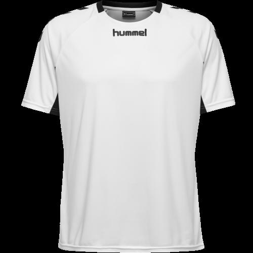 Hummel Core Team Jersey S/S - Blanc