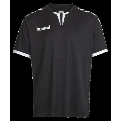 Hummel Core SS Poly Jersey - Noir