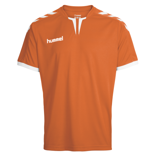 Hummel Core SS Poly Jersey - Orange