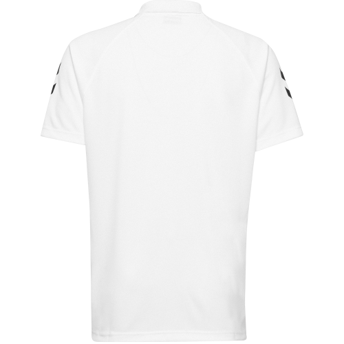 Hummel Core Functional Polo - Blanc