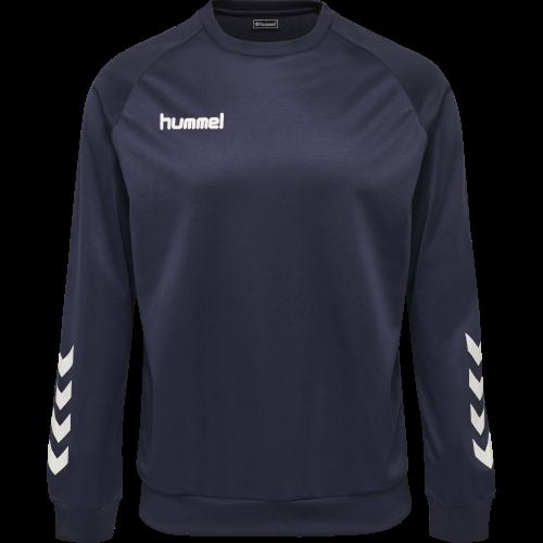 Hummel HMLPromo Poly Sweatshirt - Marine
