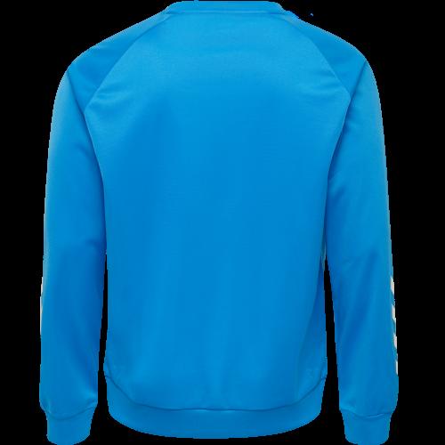 Hummel HMLPromo Poly Sweatshirt - Bleu Ciel