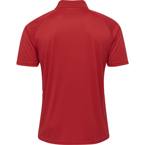 Hummel HMLPromo Polo - Rouge