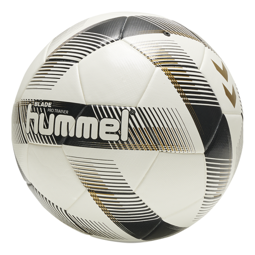 Hummel Blade Pro Trainer FB - Blanc, Noir & Or