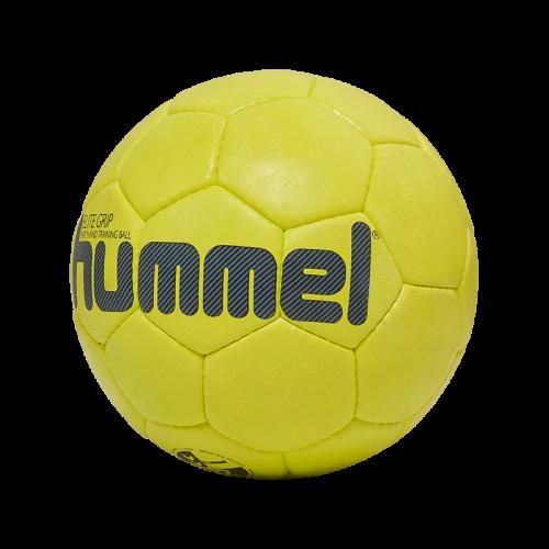 Hummel HMLElite Grip - Jaune Safety  & Gris