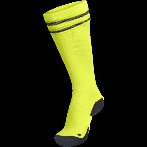 Hummel Element Football Sock - Vert Evening Primrose
