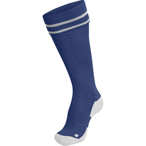 Hummel Element Football Sock - Royal & Blanc