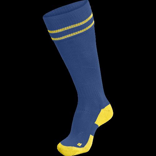 Hummel Element Football Sock - Royal & Jaune