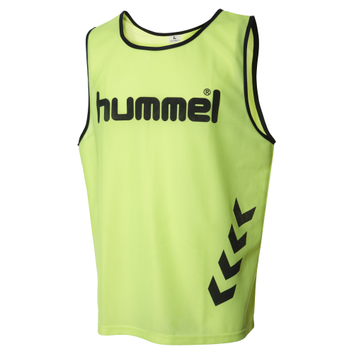 Hummel Fundamental Training BIB - Jaune Neon