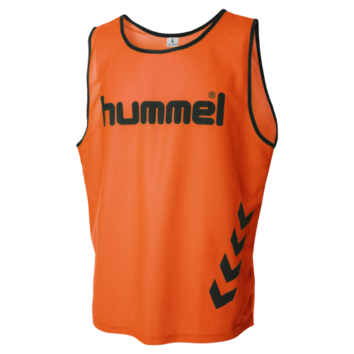 Hummel Fundamental Training BIB - Orange Neon