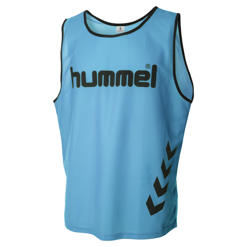Hummel Fundamental Training BIB - Bleu Neon