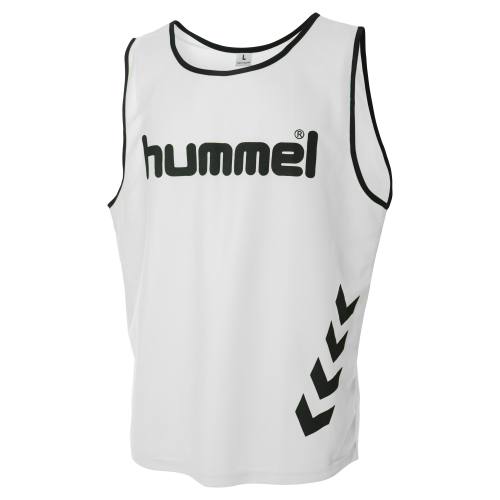 Hummel Fundamental Training BIB - Blanc