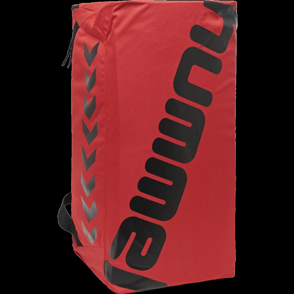 Hummel Core Sports Bag - Rouge & Noir