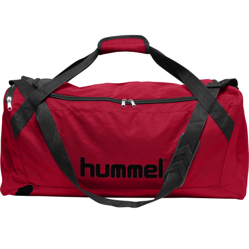 Hummel Core Sports Bag - Rouge & Noir