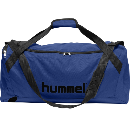 Hummel Core Sports Bag - Royal & Noir