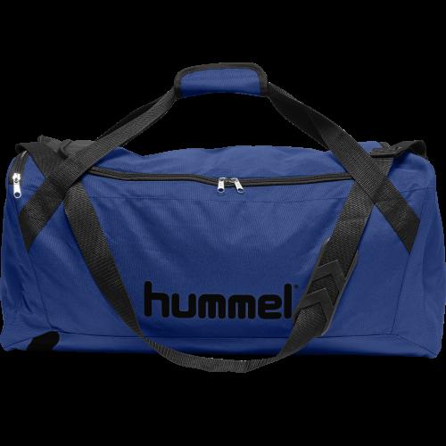 Hummel Core Sports Bag - Royal & Noir
