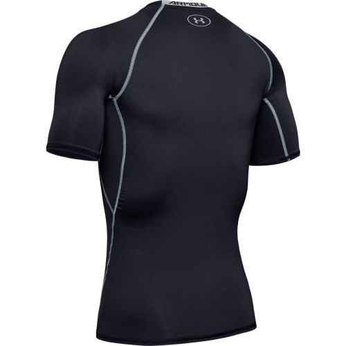 Under Armour HeatGear Short Sleeve Compression - Noir
