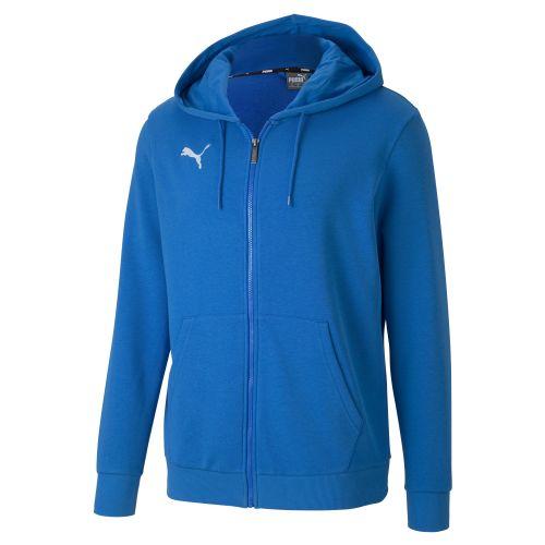 Puma Team Goal Casuals Jacket - Bleu Royal